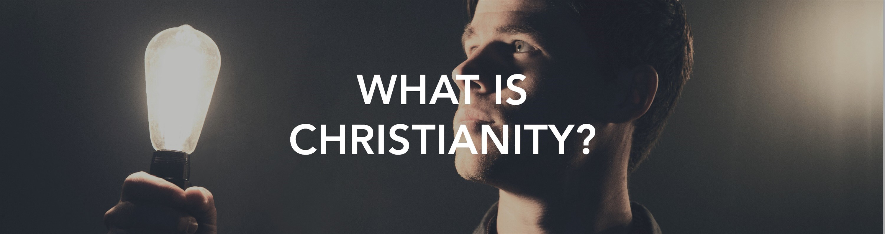 what is christianity Learn about christianity - having faith in god and jesus christ christian living articles, daily devotionals, bible trivia, and more.